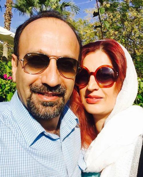 زندگینامه و بیوگرافی اصغر فرهادی + عکس اصغر فرهادی و همسرش پریسا