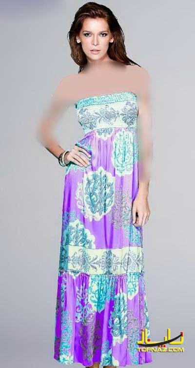 لباس تابستانی زنانه و دخترانه