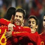 اسپانيا فيناليست يورو 2012 شد