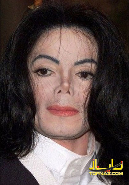 مراحل تغییر چهره مایکل جکسون از کودکی تا آخر عمرش