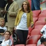 تصاویری از همسر و نامزدهای بازیکنان آلمان و ایتالیا