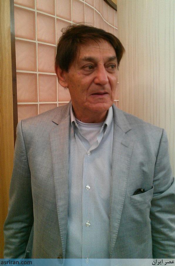 پدر محمدرضا گلذار