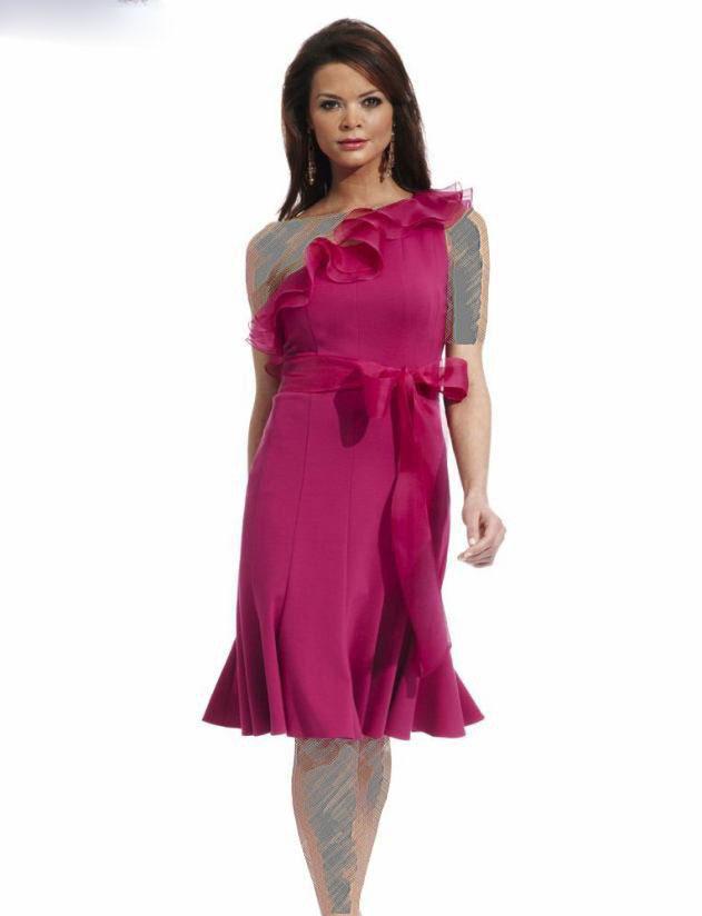 لباس ساده مهمانی دخترانه