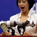 تصاویری از زنان فضانورد چینی