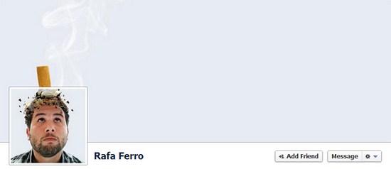 تایم لاین فیسبوک
