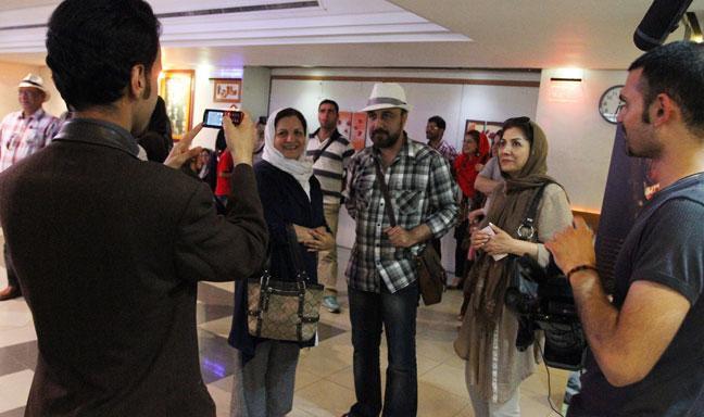 رضا عطاران و مریلا زارعی (3)