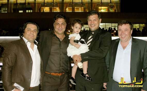 علی دایی و برادرانش
