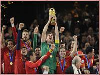 قهرمانی اسپانیا
