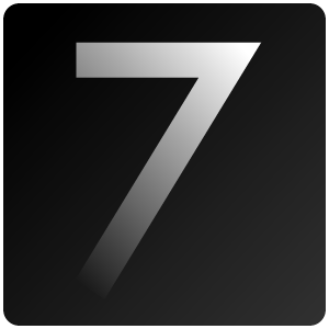 عدد هفت