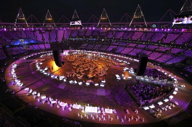 مراسم 2012 المپیک