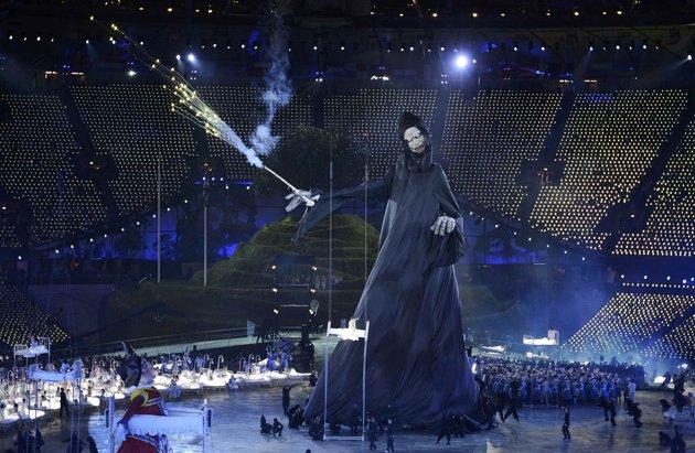 عروسک المپیک