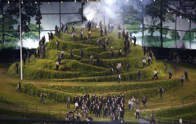 جشن المپیک 2012
