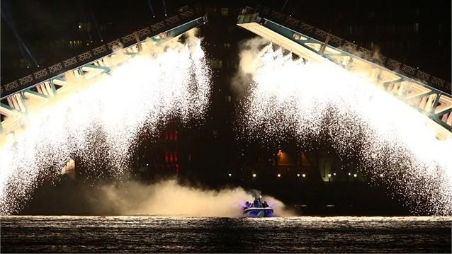 مراسم افتتاحیه المپیک