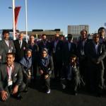عکسهای ورزشکاران ایرانی در دهکده المپیک