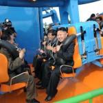 روزهای خوش رهبر کره شمالی و نوعروس