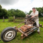 ژیانی که تبدیل به موتورسیکلت شد!