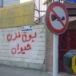 تابلوهای خنده دار از گوشه و کنار ایران