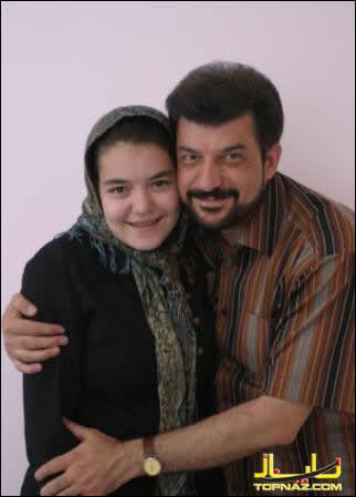 محمود شهریاری و دخترش