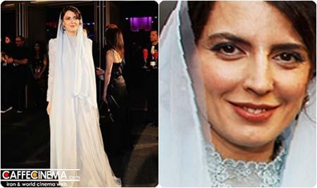 لیلا حاتمی در مراسم اسکار