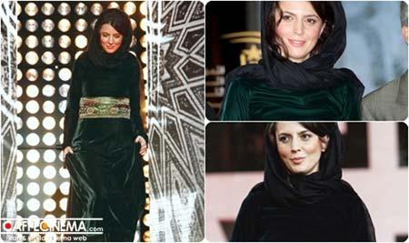لیلا حاتمی در فستیوال فیلم مراکش