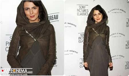 لیلا حاتمی در مراسم سونی پیکچرز