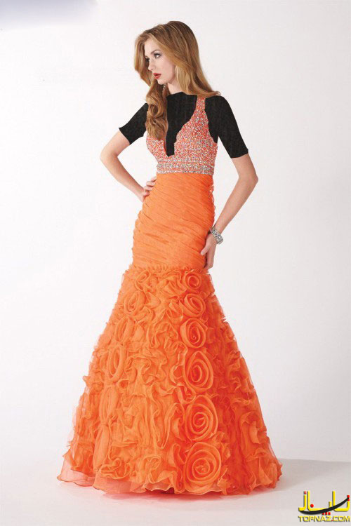 لباس زیبای دخترانه