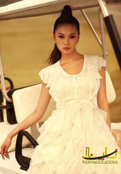 دختر شایسته 2012 چین