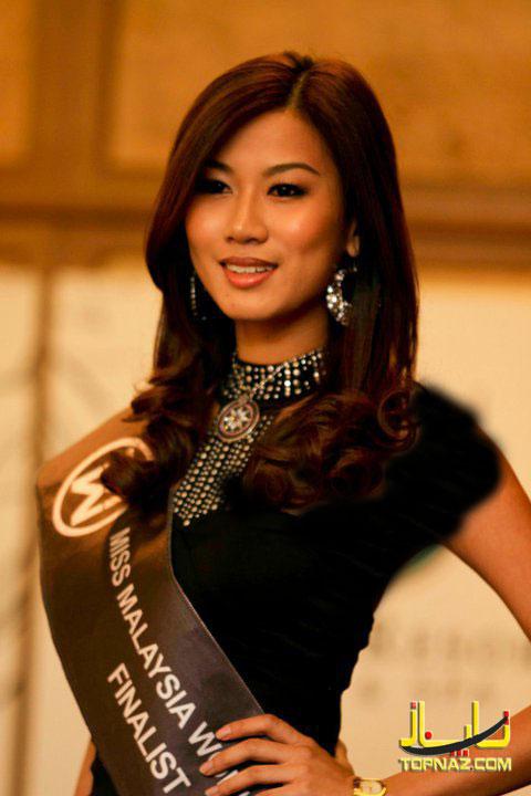 دختر شایسته 2012 مالزی