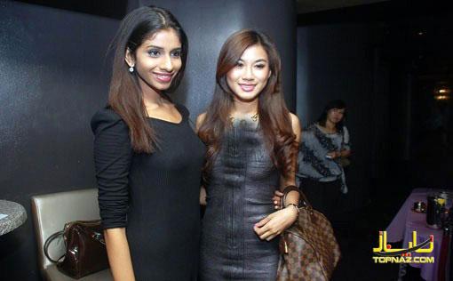 دختر شایسته مالزی