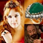 عکس هایی از سریال ترکی حریم سلطان