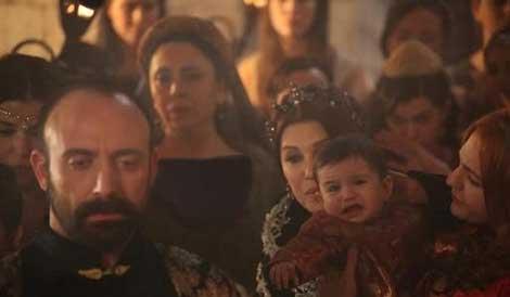 سریال حریم سلطان