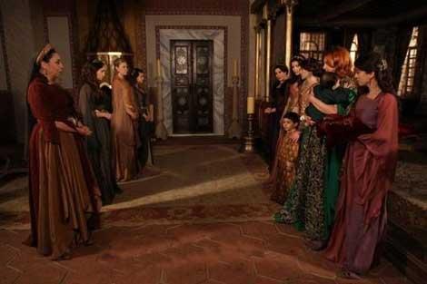 سریال ترکی حریم سلطان