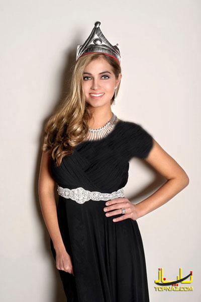 دختر شایسته 2012 لهستان