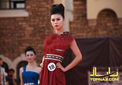 دختر شایسته چین