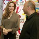 عکس های آنجلینا جولی در جشنواره فیلم سارایوو
