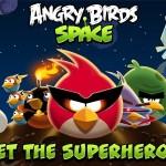 بازی زیبای پرندگان خشمگین Angry Birds Space Premium v1.2.2