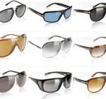 آشنایی با انواع مختلف عینک آفتابی
