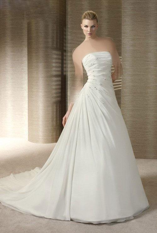 لباس عروس شیک تابستان 91