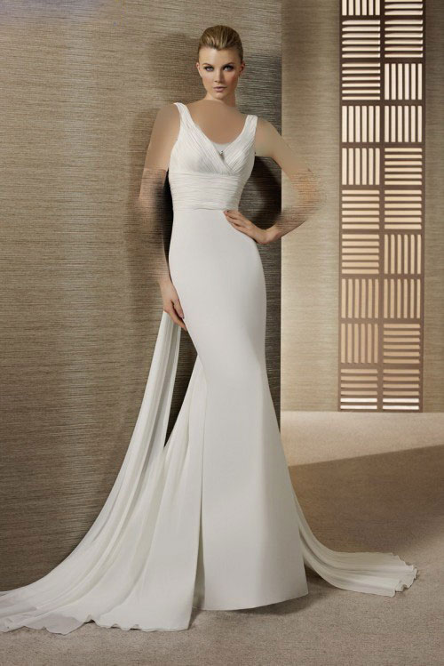 لباس عروس تابستان امسال