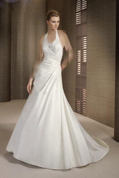 لباس عقد و عروسی