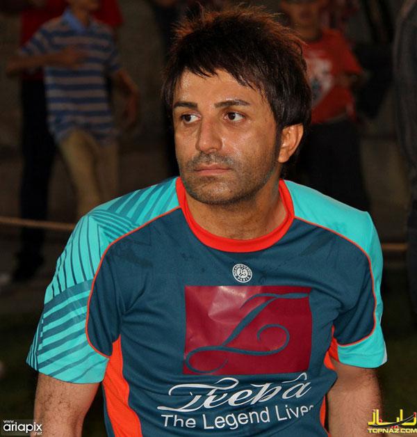 علی لهراسبی در جام ستاره های ۹۱
