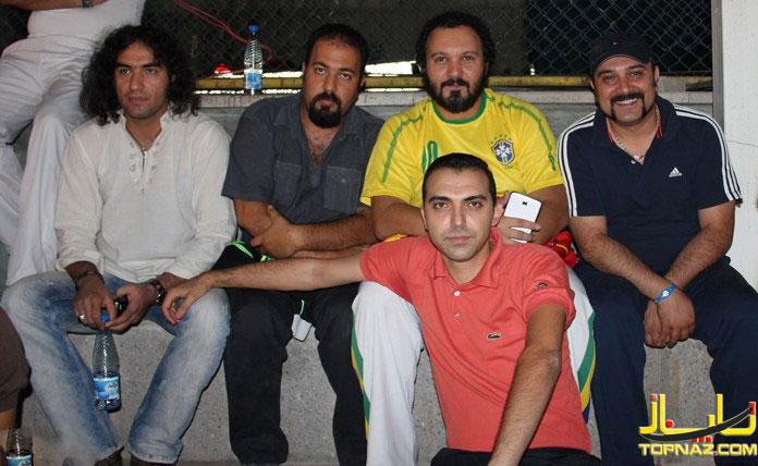 تیم فوتبال بایگران