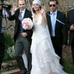 عکس هایی از جشن عروسی آندرس اینیستا