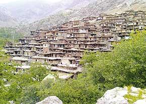 روستای سرآقاسیدکوهرنگ