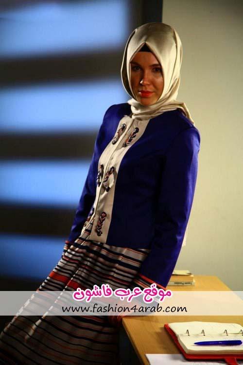 مدل پیراهن مجلسی باحجاب