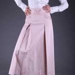 مدل دامن شیک و بلند دخترانه 2012