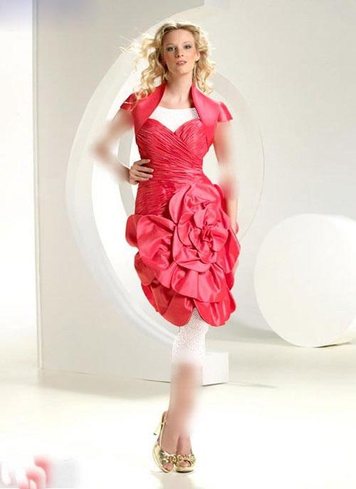 شیکترین مدل لباس کوتاه مجلسی