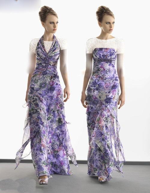 لباس مجلسی زنانه 2012