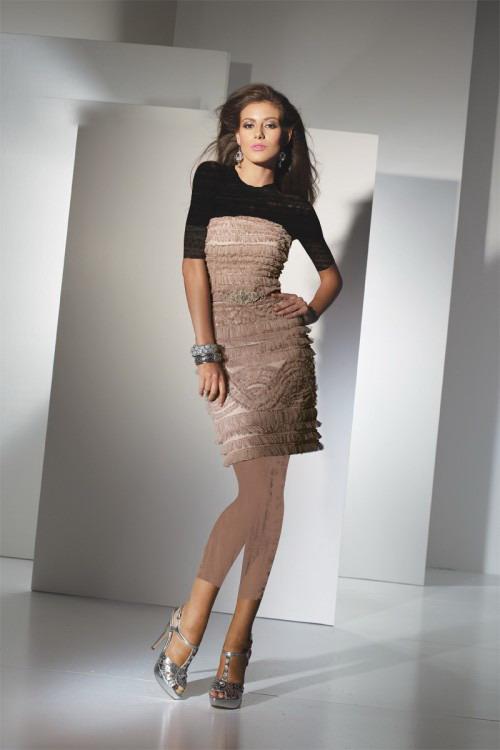 مدل لباس شب اروپایی