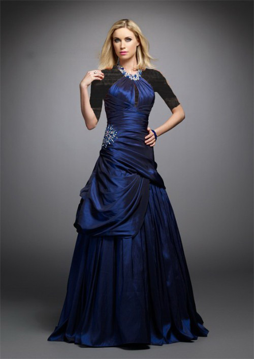 لباس شب 2012